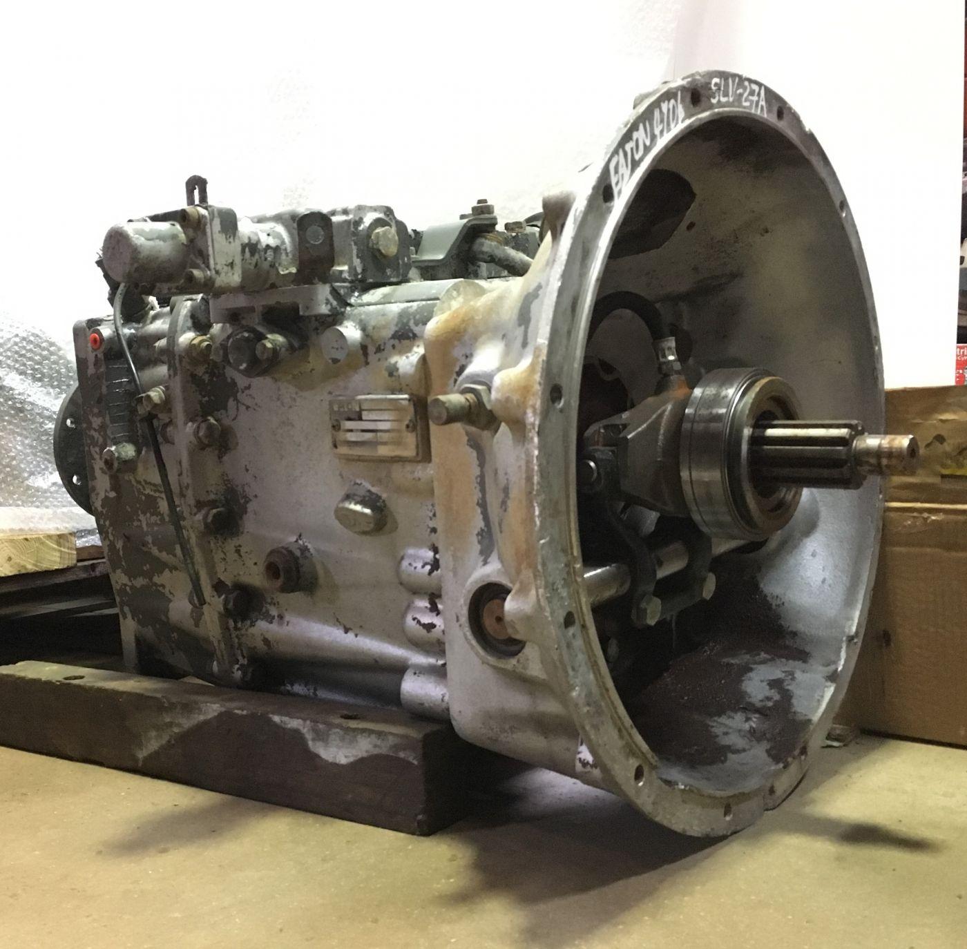 Caixa velocidades 4106A