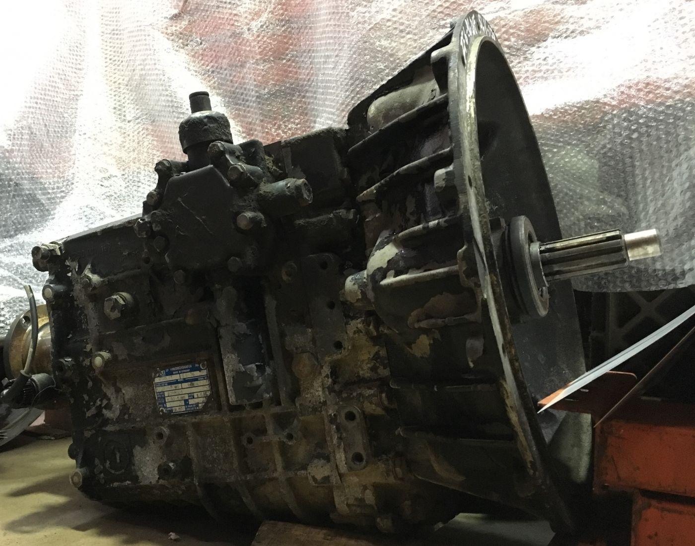Caixa velocidades ZF S6-36