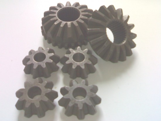 set of ARB planetary and sun gears