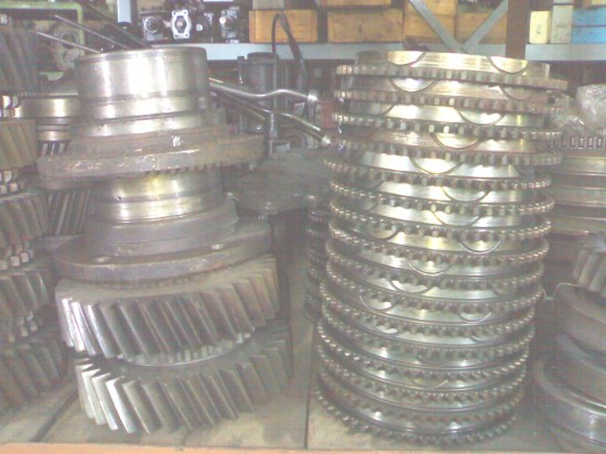 ZF 16S151 / 16S181 (various)