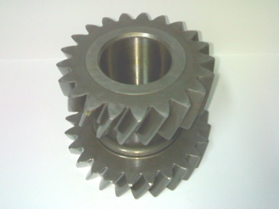 G series - double gear