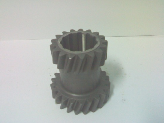 Bottomshaft double gear