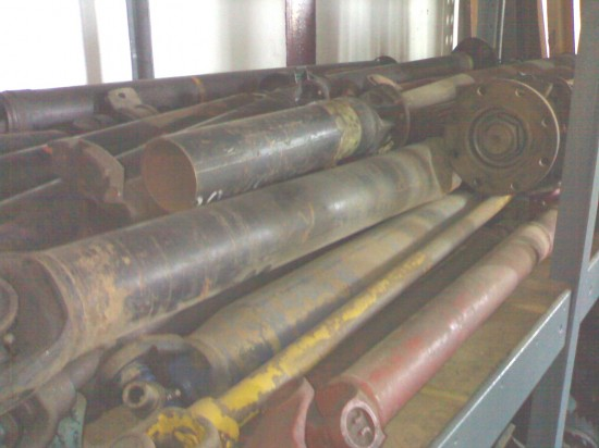 Propshafts (various)