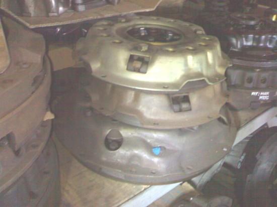 Pressure plates (various)