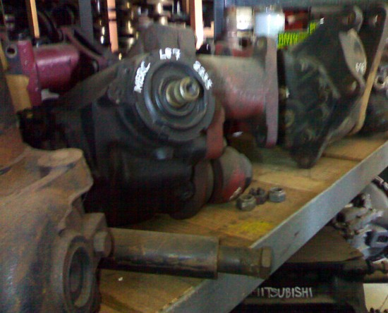 Power steering box (various)