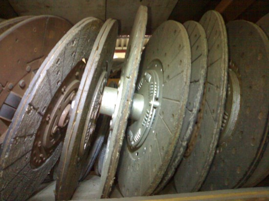 Clutch plate (various)