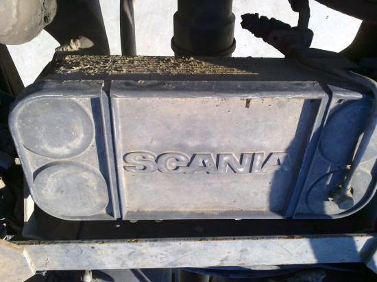 Scania GRS 900 - retarder radiator