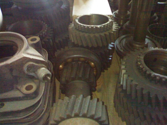 Ford 4, 6, 8 speed (various)