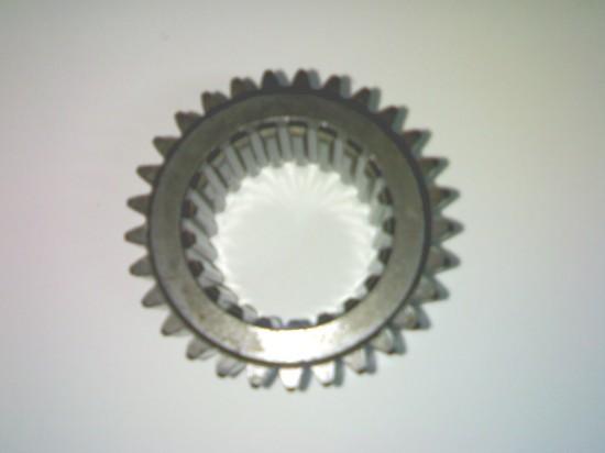 Sun gear - spliter